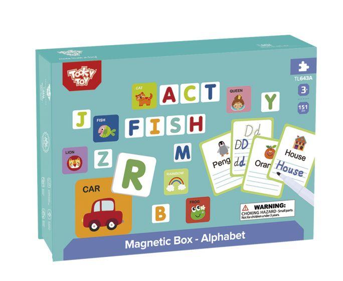 Magnetic Box - Alphabet