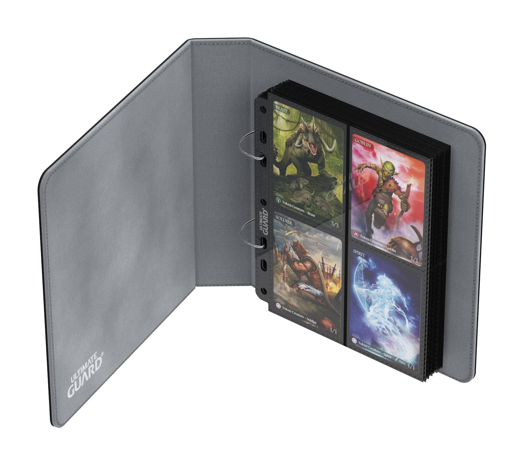 Collector's Compact Album XenoSkin SLIM Black