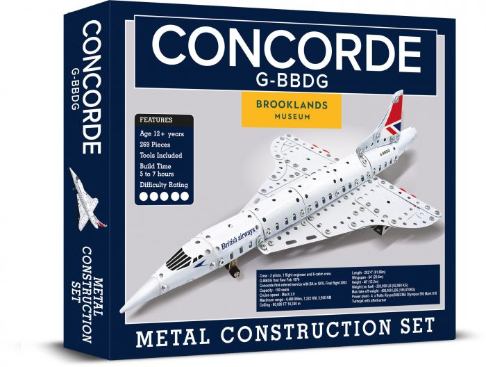 Concorde Construction Set