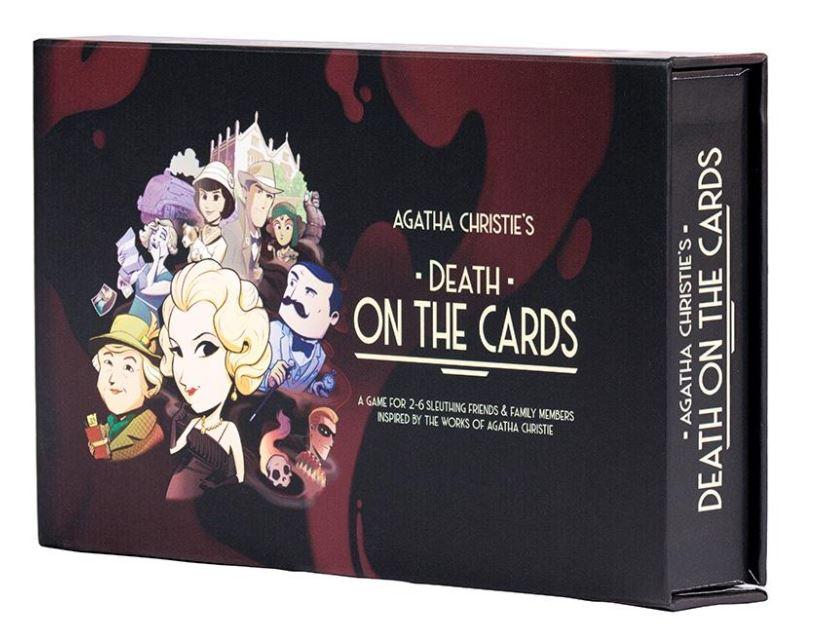 Agatha Christie Death on the Cards