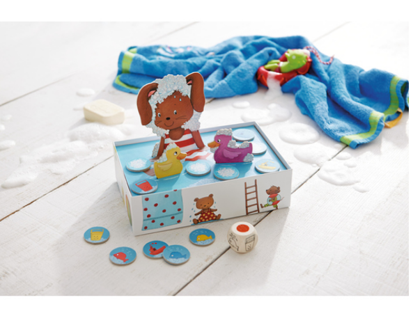 Bubble Bath Bunny
