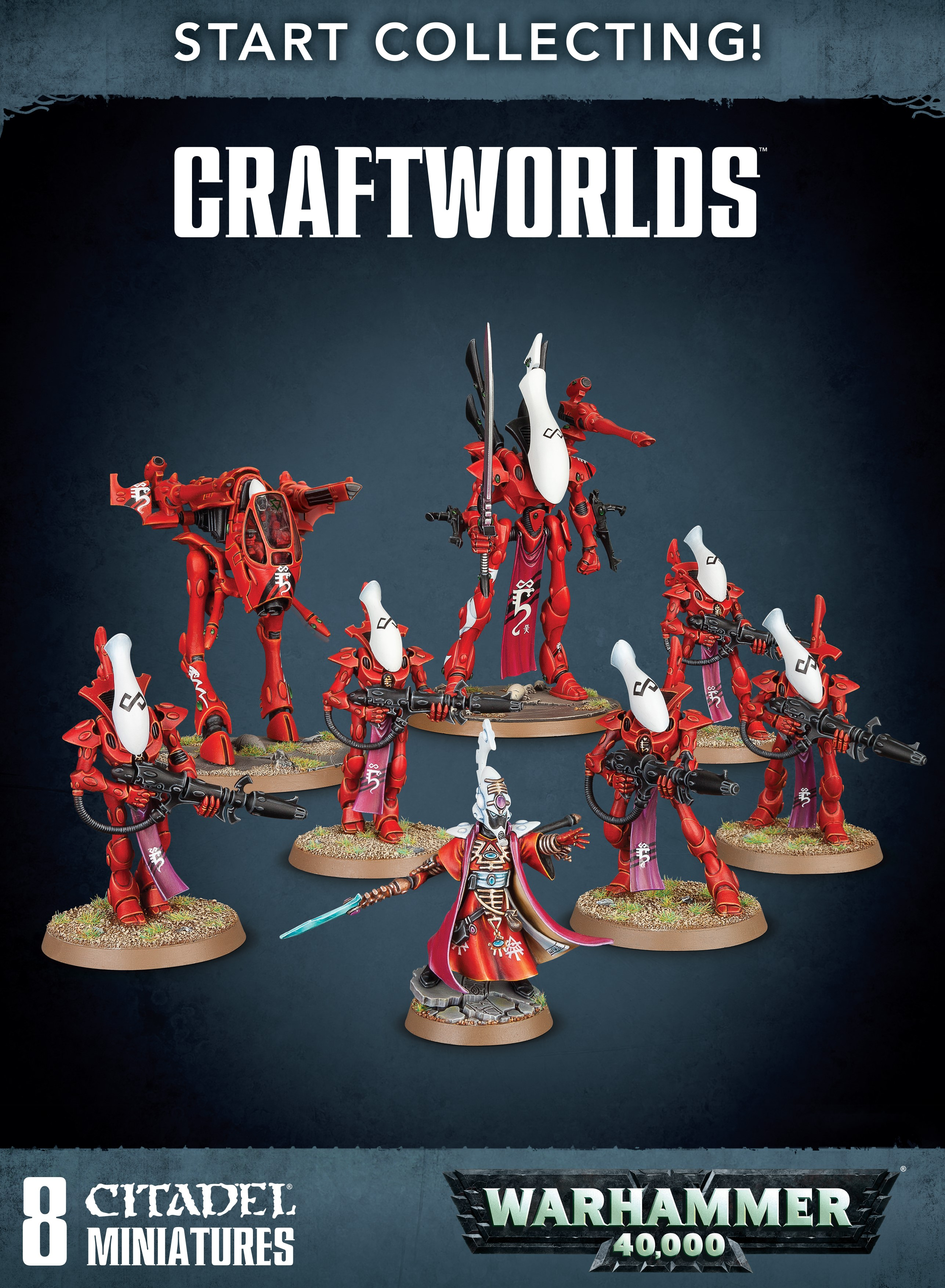 Start Collecting Craft Worlds