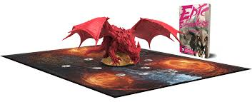 Epic Encounters Lair Of The Red Dragon