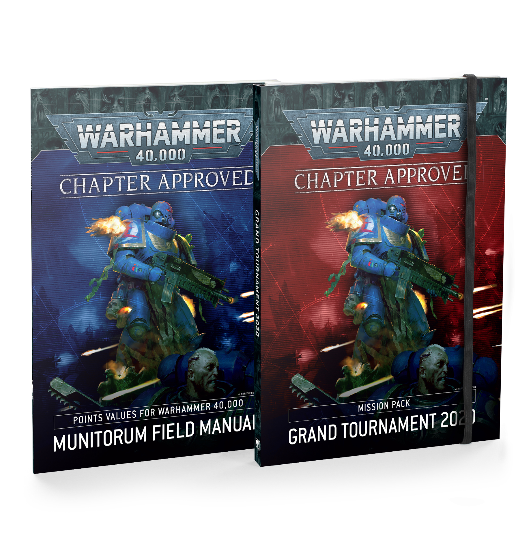Chapter Approved Tournament Book