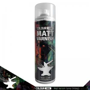 Colour Forge Matt Varnish Spray