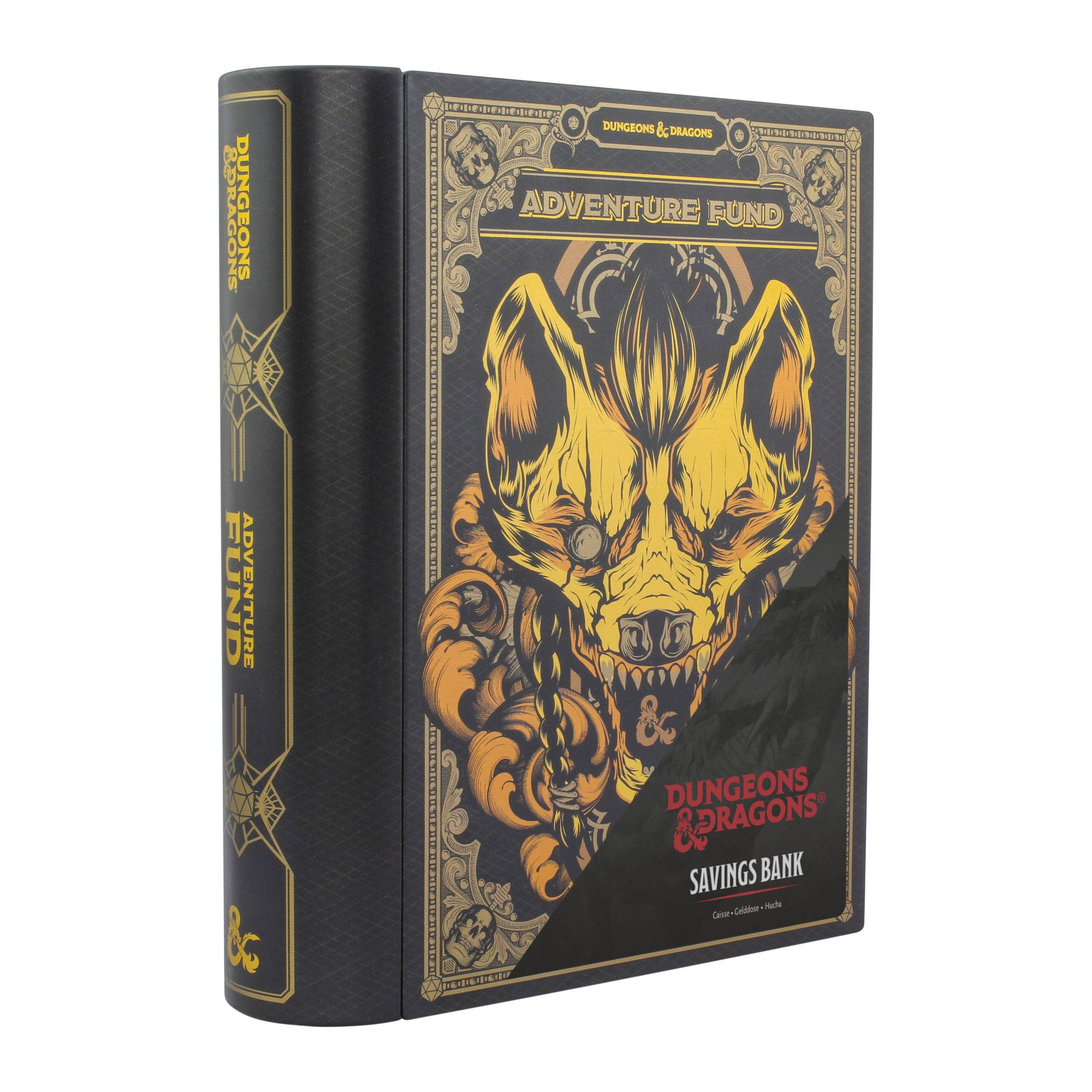 Dungeons and Dragons Moneybox