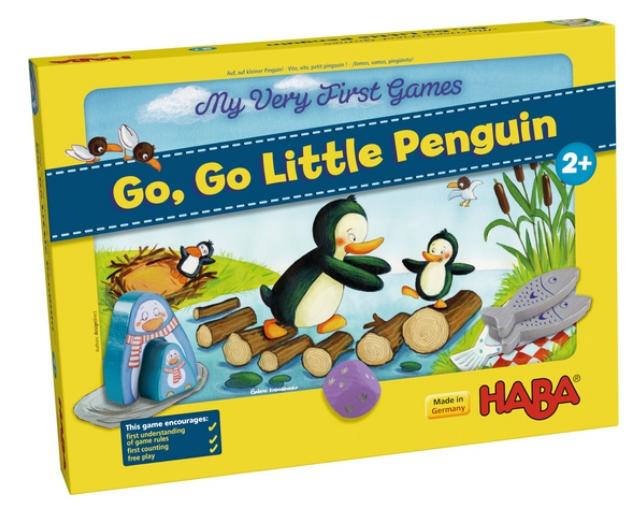 Go,Go Little Penguins