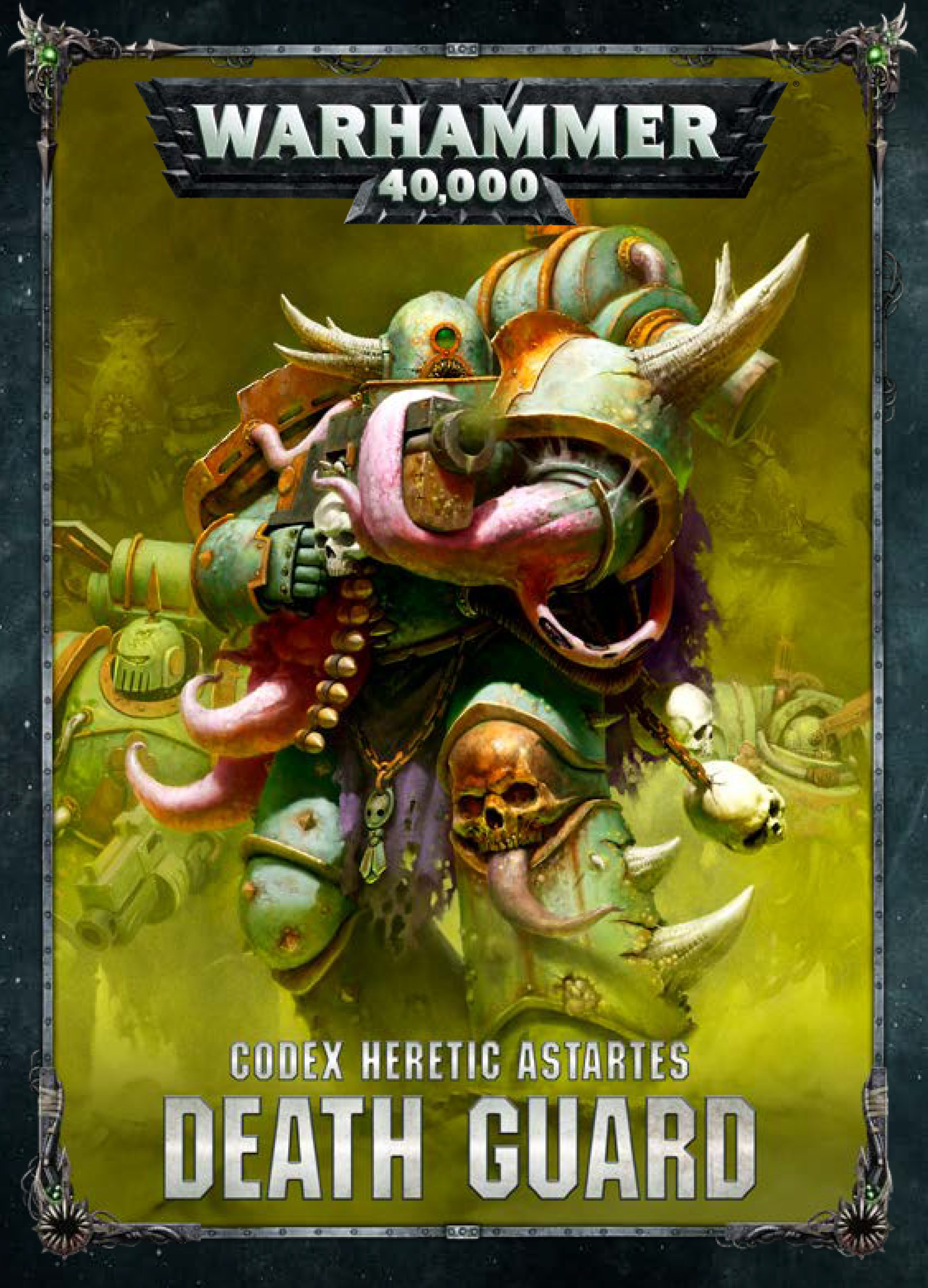 Codex: Death Guard