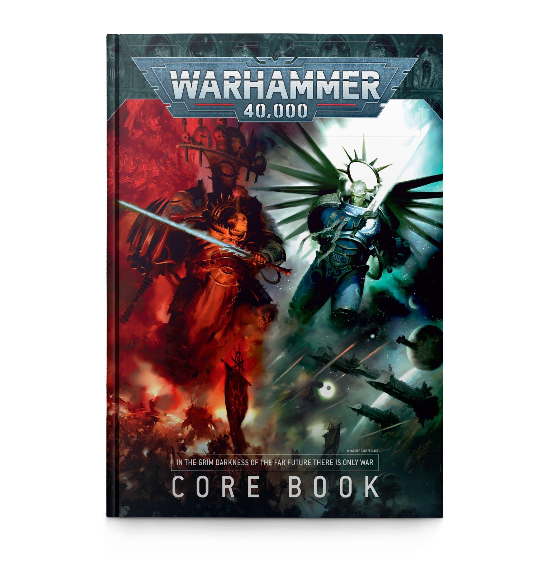 Warhammer 40k Core Rules