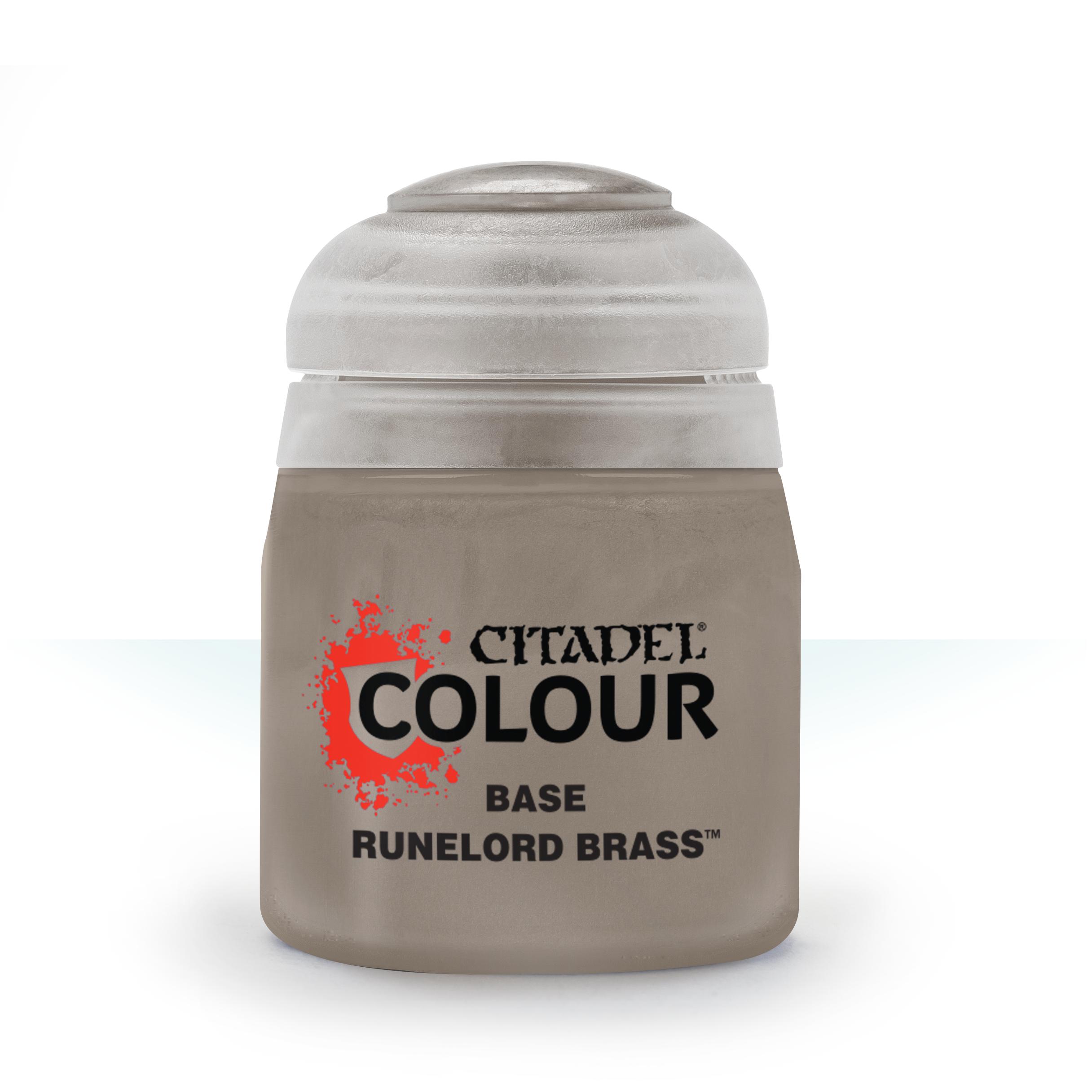 Base Runelord Brass