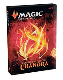 Chandra Signature Spell Book
