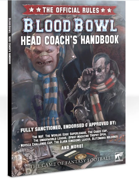 Blood Bowl Head Coaches Rules & Accs