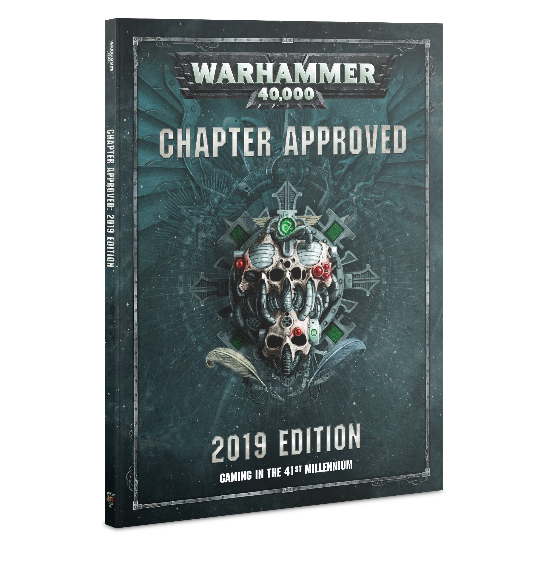 Chapter Approved 2019 Edition
