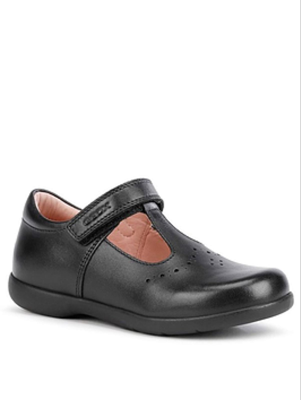 School Shoes GEOX T-bar J Naimara G.A J16FHB