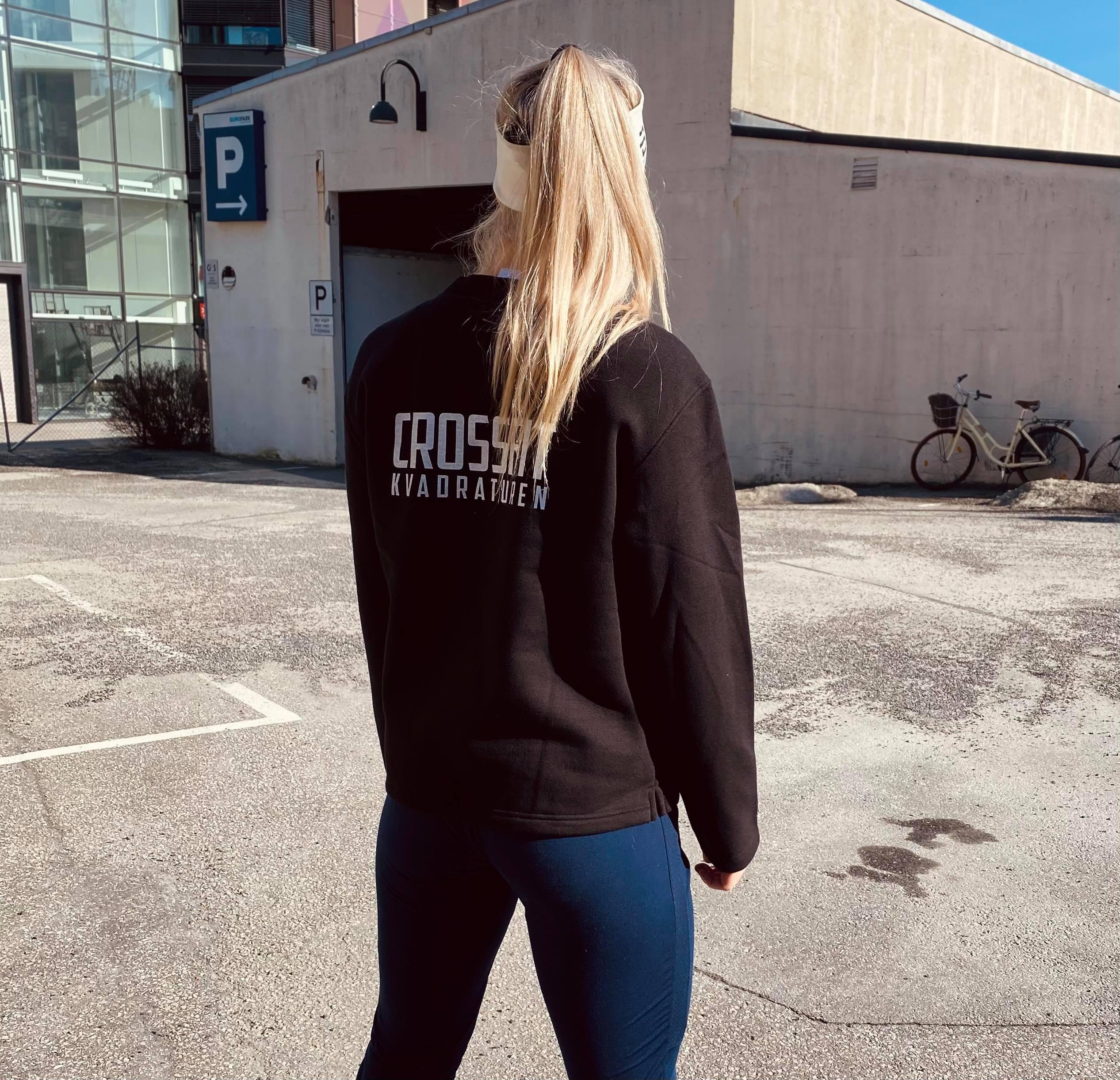Genser - CK-logo på ryggen