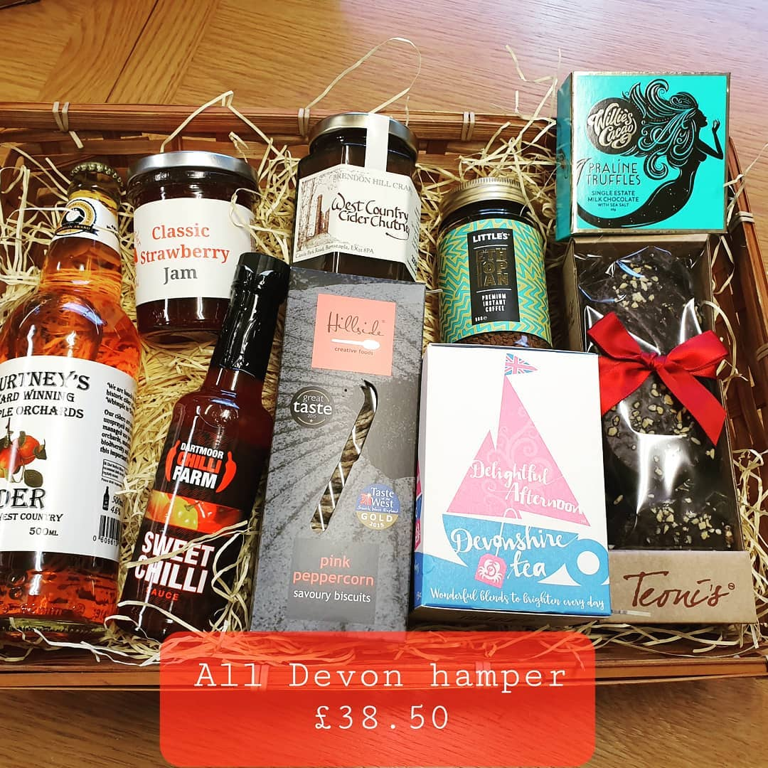 All Devon Hamper