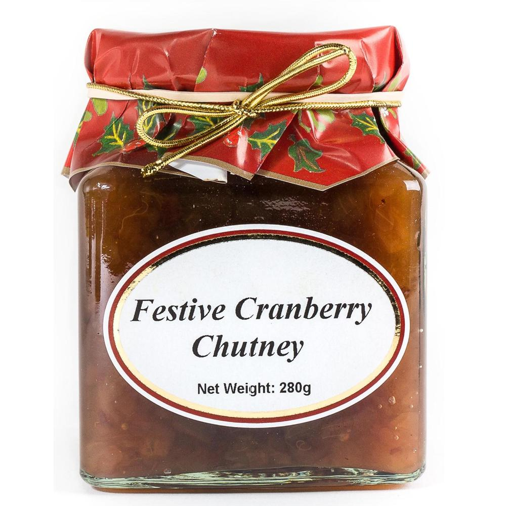 Highfields Festive Cranberry Chutney