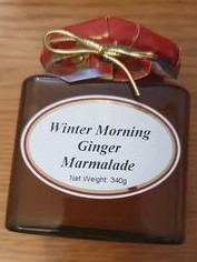 Highfields Winter Morning Ginger Marmalade