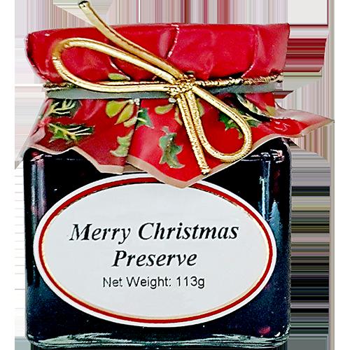 Highfields Merry Christmas Preserve