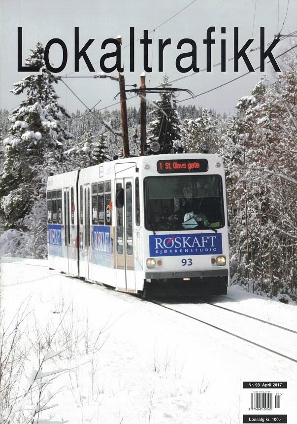 Lokaltrafikk #098