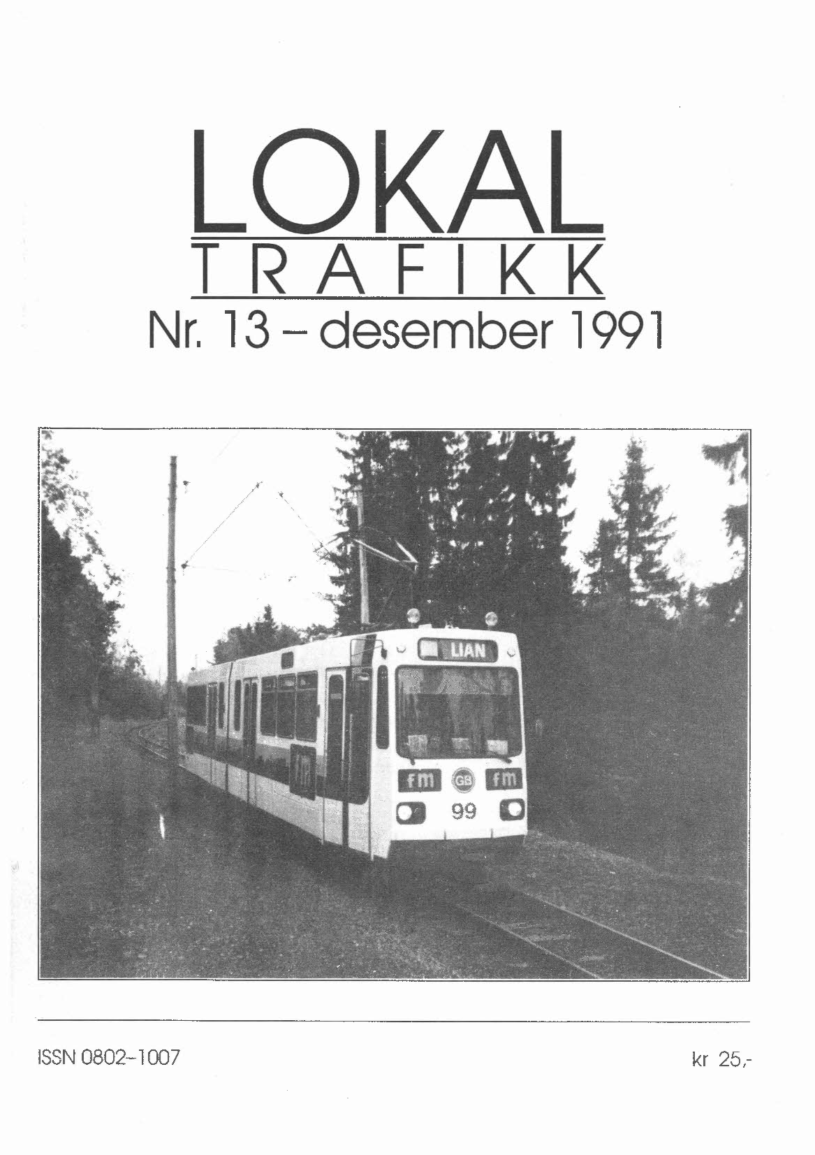 Lokaltrafikk #013