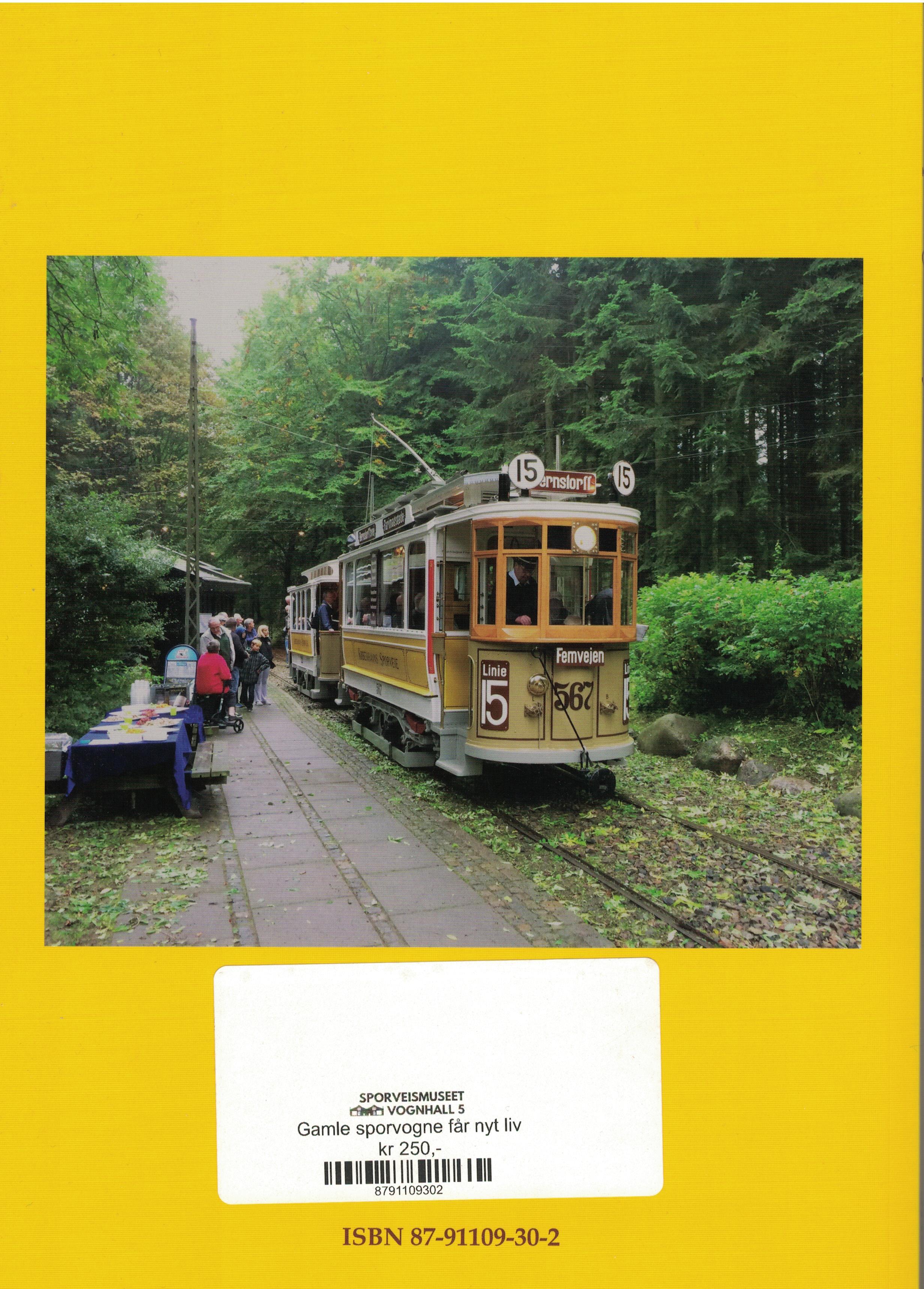 Gamle sporvogne får nyt liv