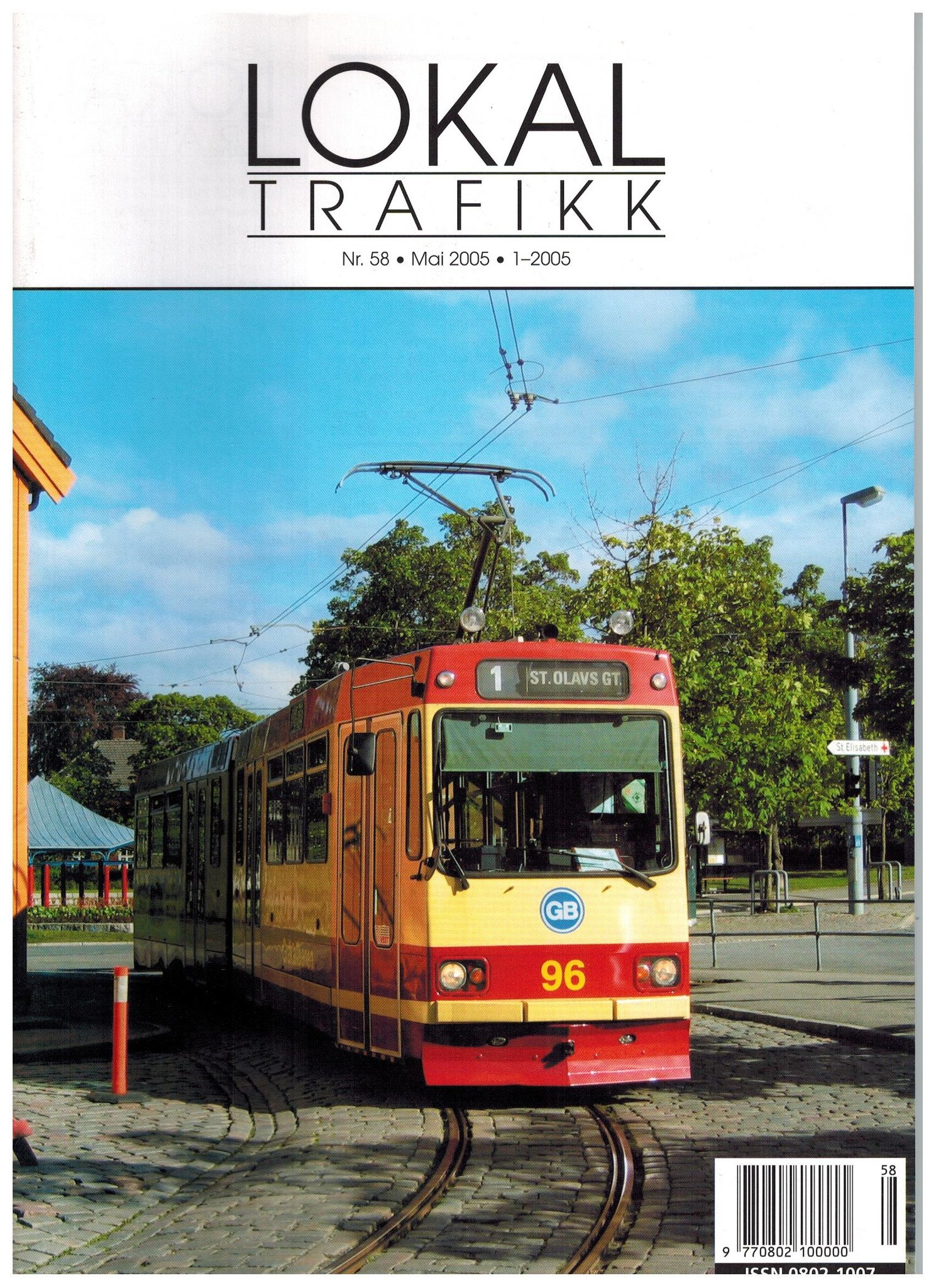 Lokaltrafikk #058