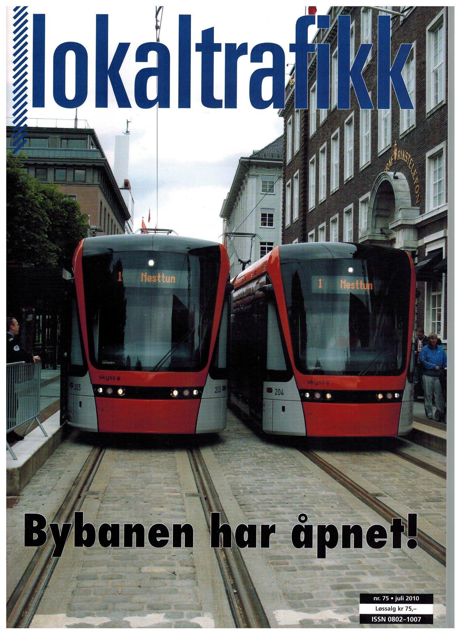 Lokaltrafikk #075
