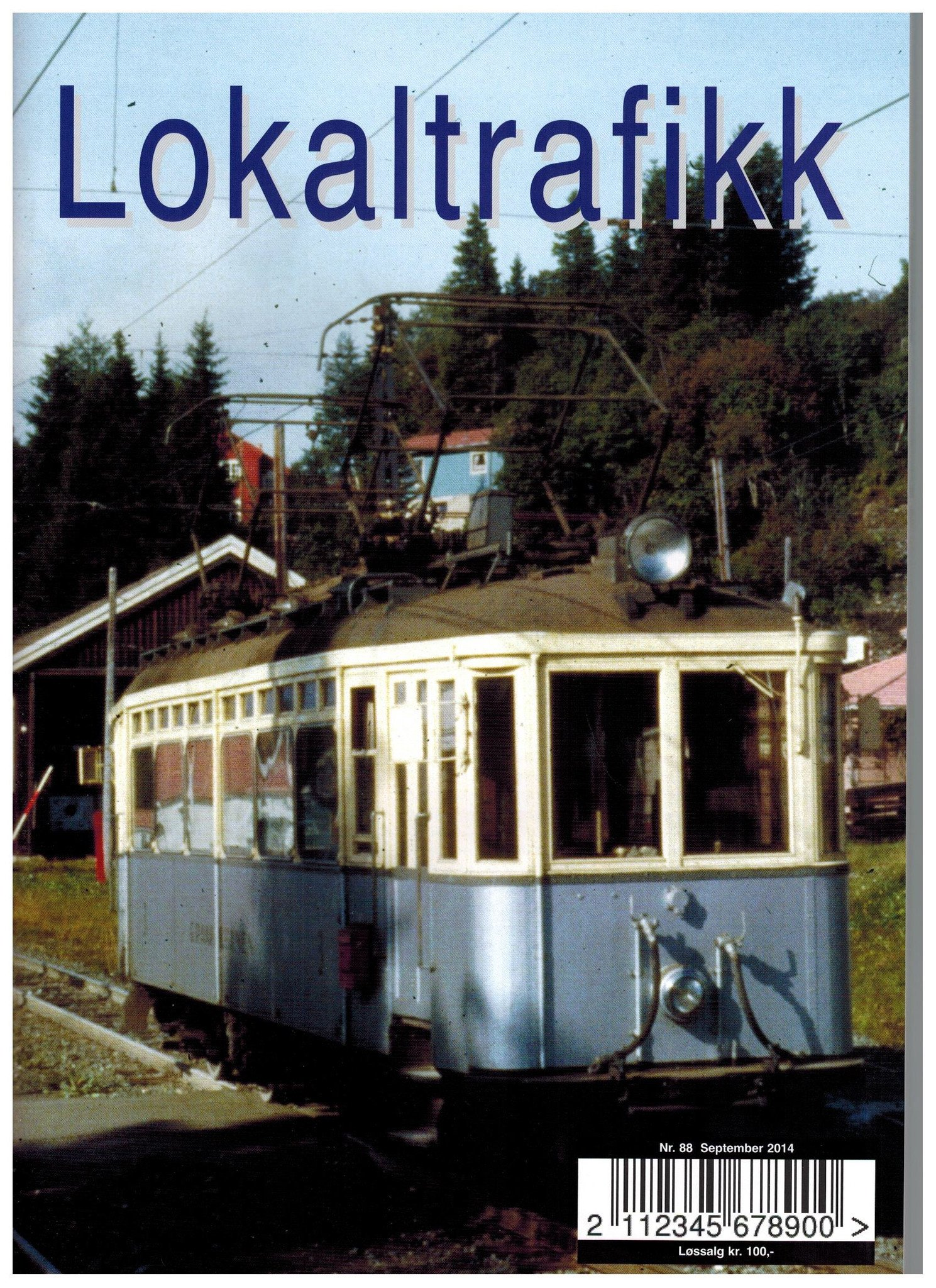 Lokaltrafikk #088