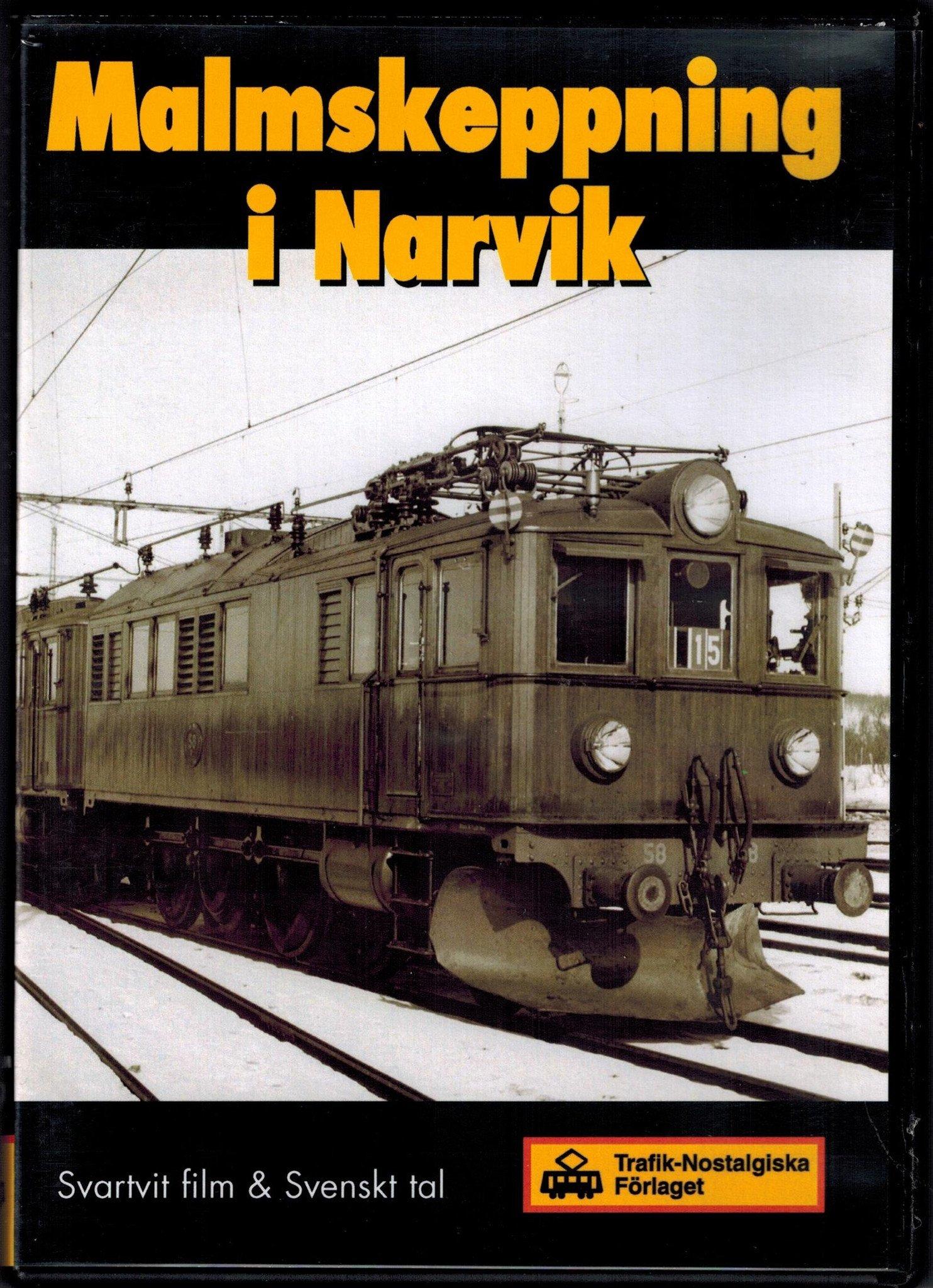 Malmskeppning i Narvik