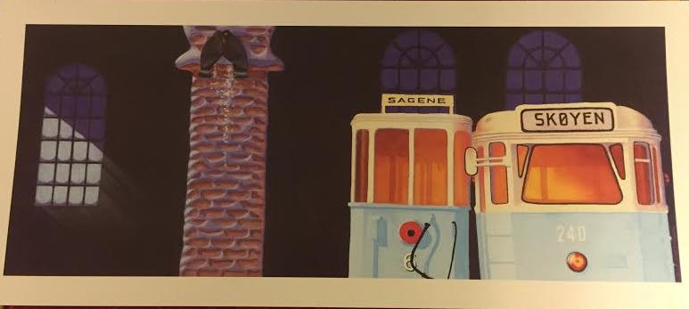 Bilde Sporveien 1994