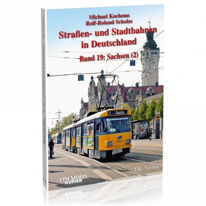 Straßen- und Stadtbahnen in Deutschland band 19