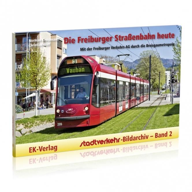 Die Freiburger Strassenbahn heute