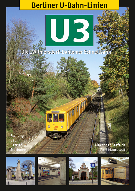 Berliner U-bahn-Linien: U3