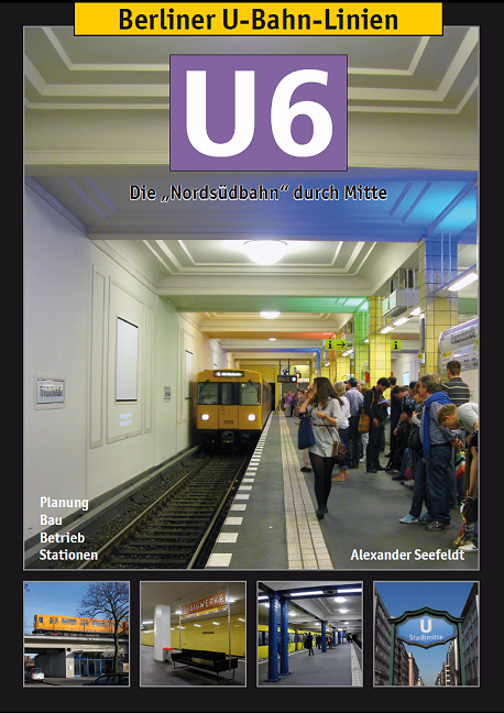 Berliner U-bahn-Linien: U6