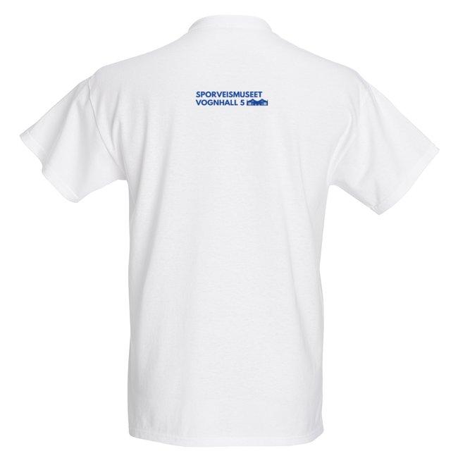T-skjorte trikkemotiv