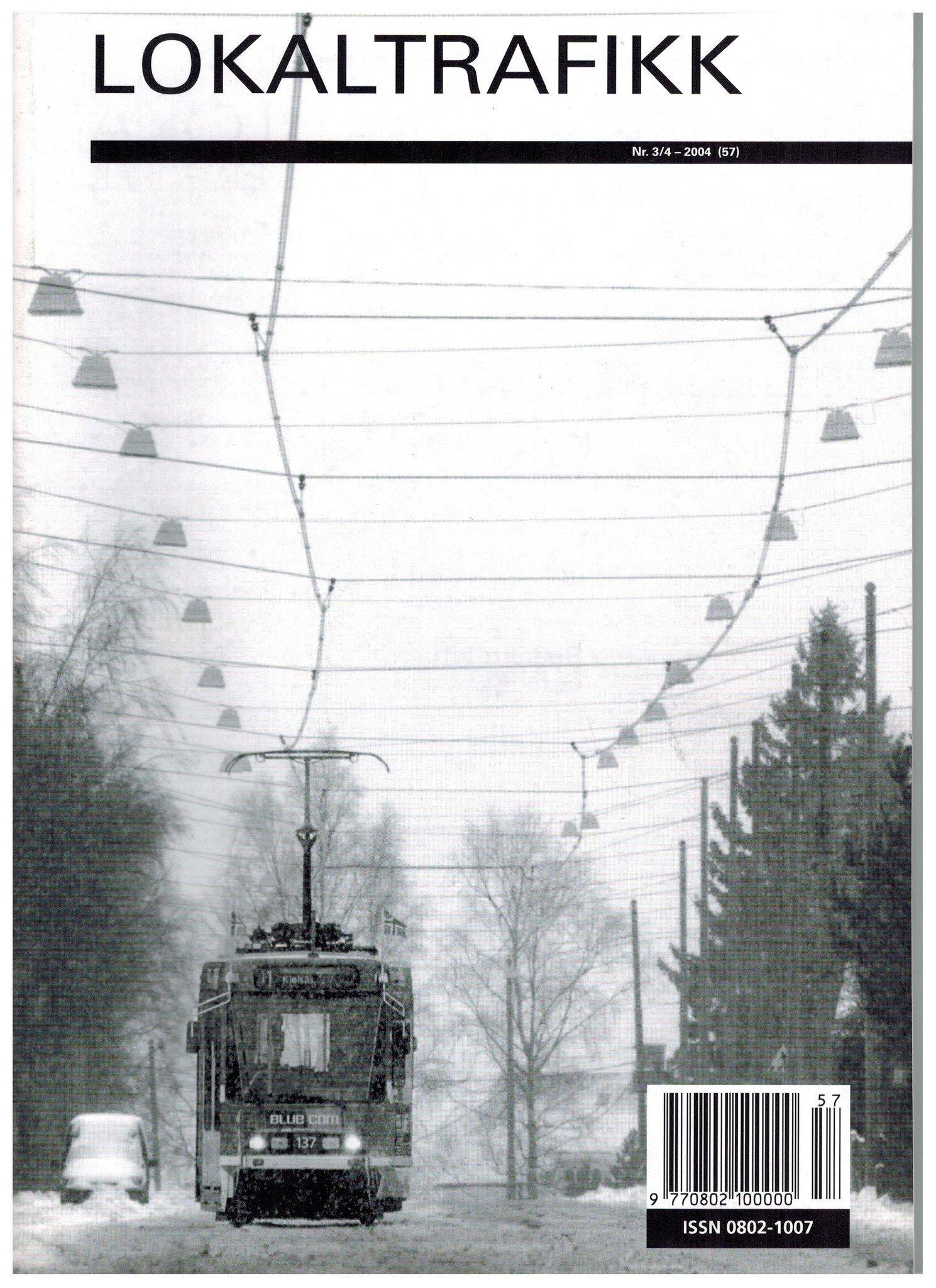 Lokaltrafikk #057
