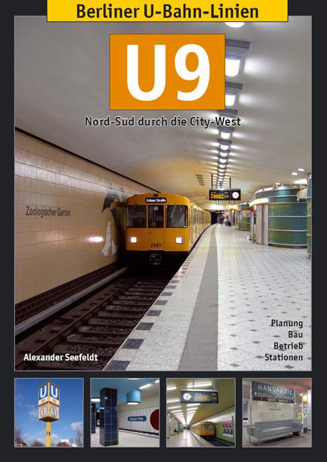 Berliner U-Bahn-Linien: U9