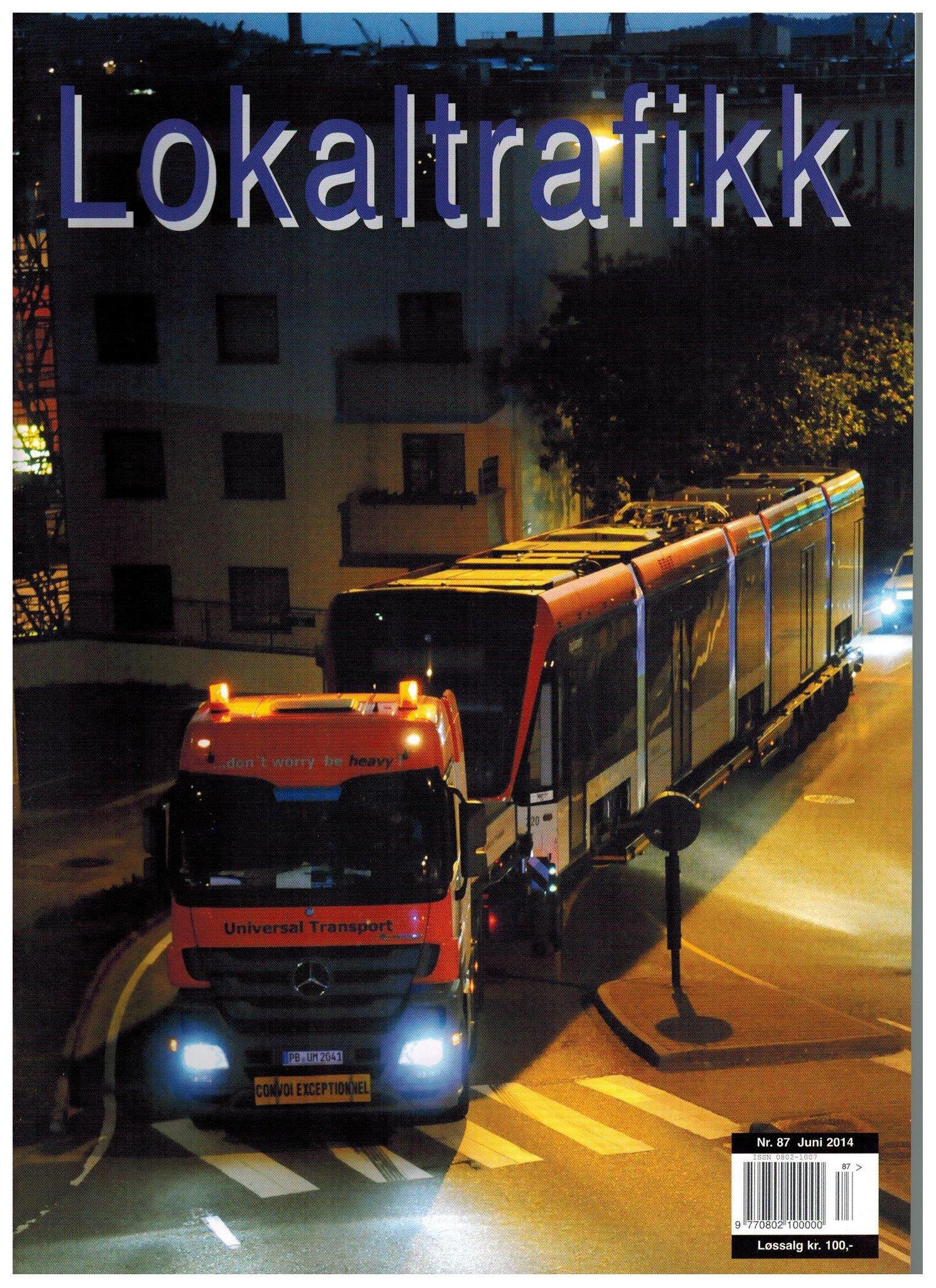 Lokaltrafikk #087