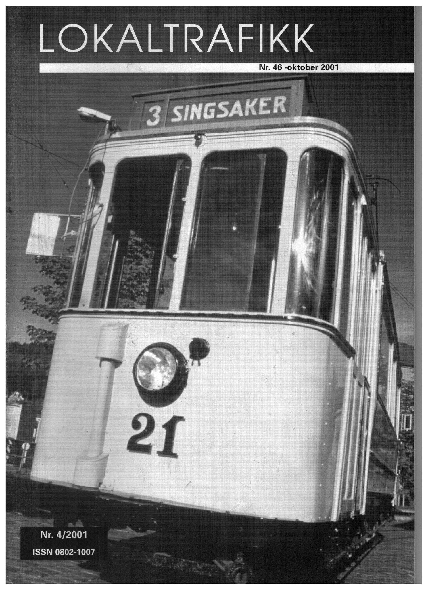 Lokaltrafikk #046
