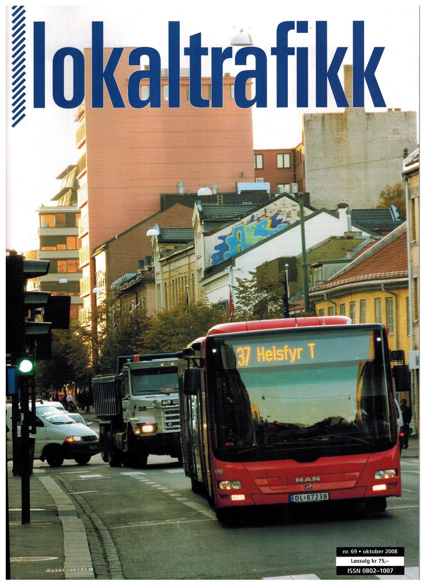 Lokaltrafikk #069