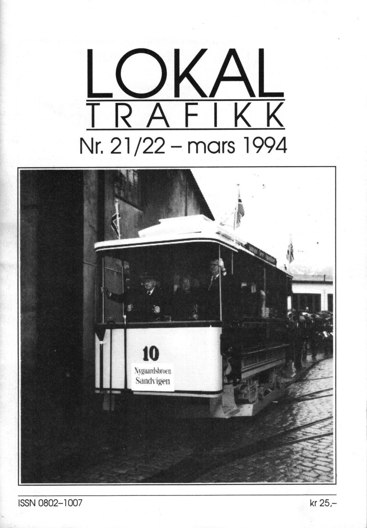 Lokaltrafikk #021/022