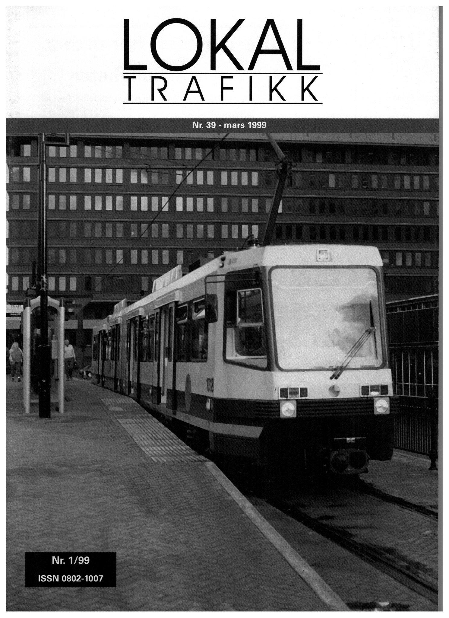 Lokaltrafikk #039