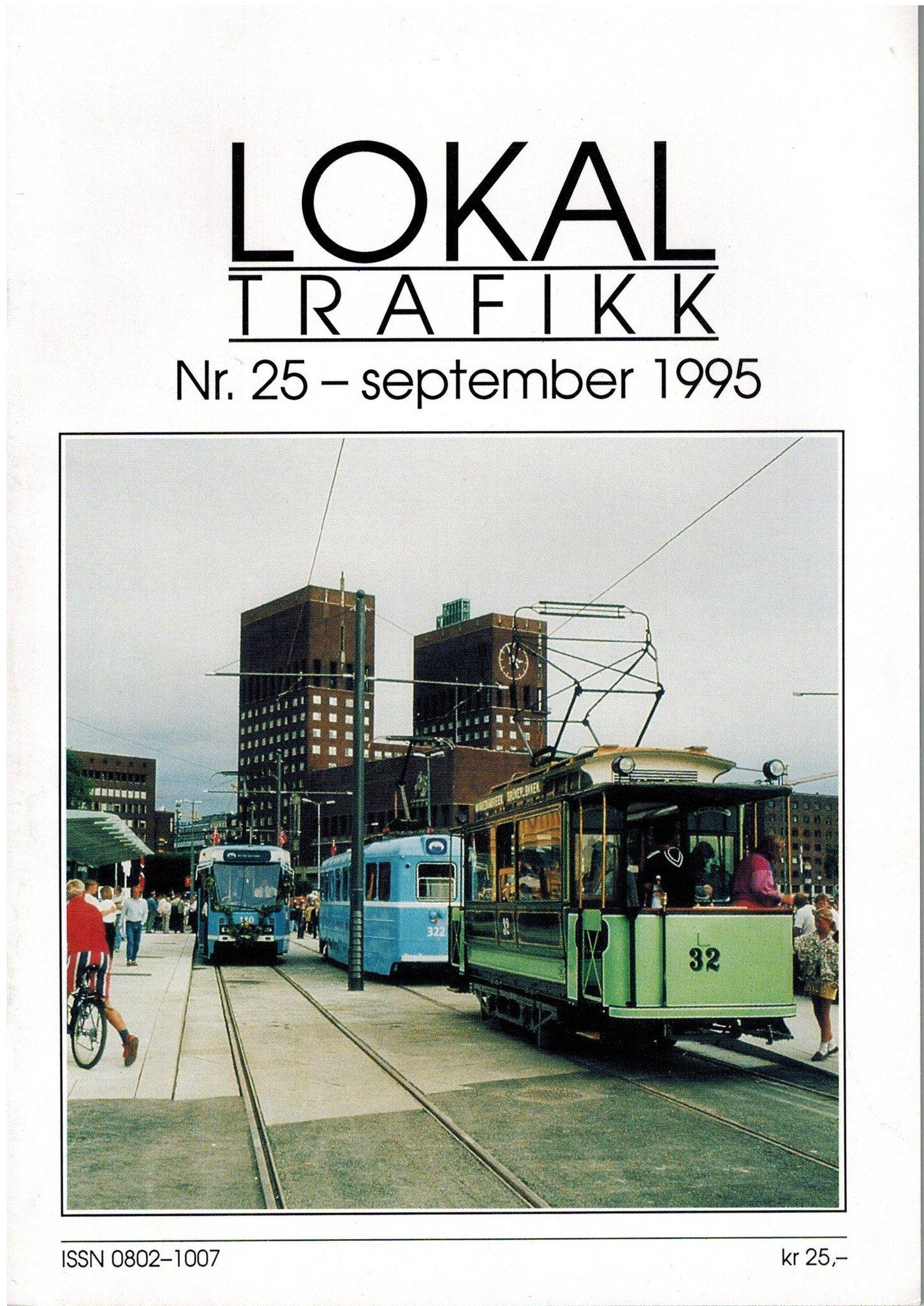 Lokaltrafikk #025
