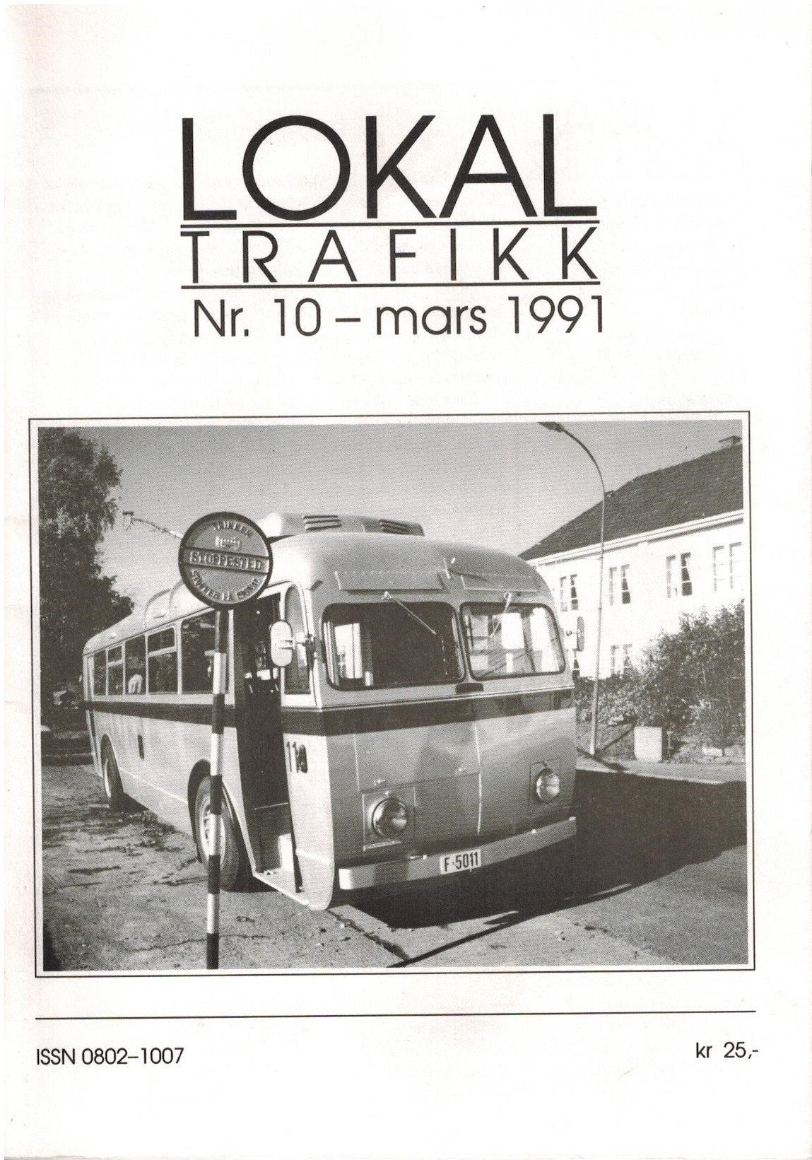 Lokaltrafikk #010