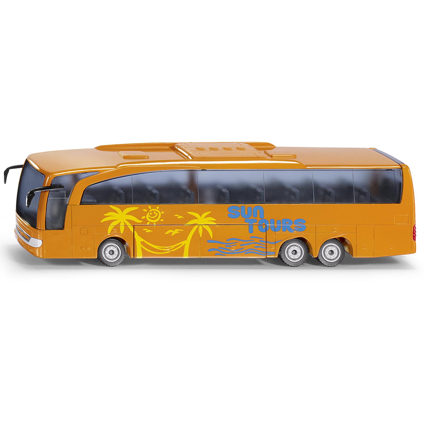SIKU Mercedes turistbuss