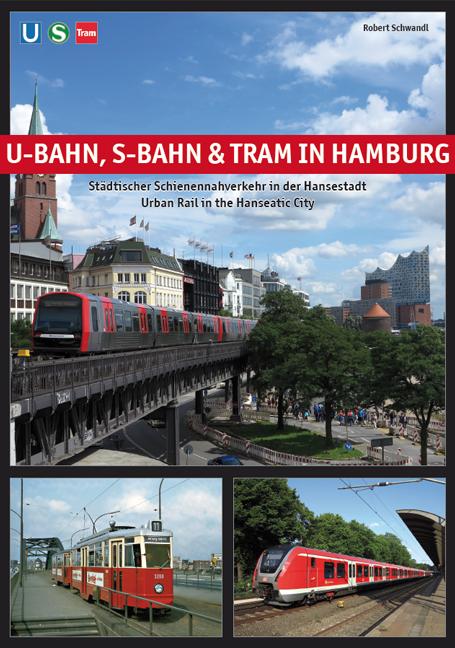 U-bahn, S-bahn & Tram i Hamburg
