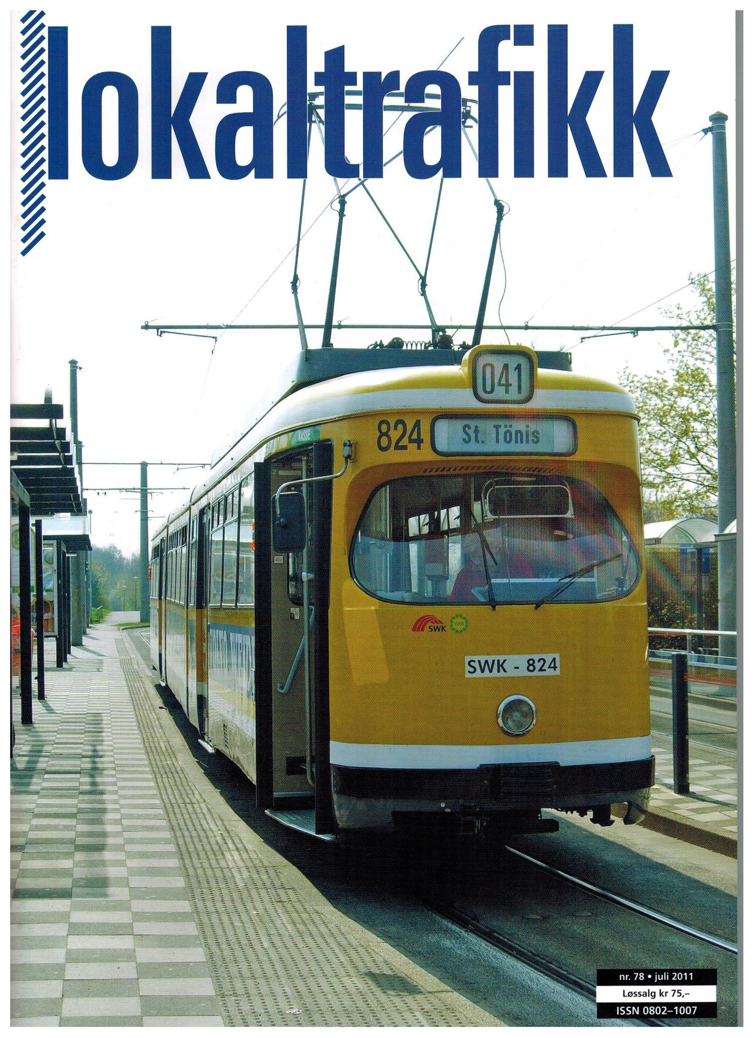 Lokaltrafikk #078