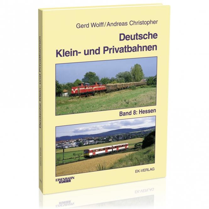 Deutsche Klein- und Privatbahnen 8 Hessen