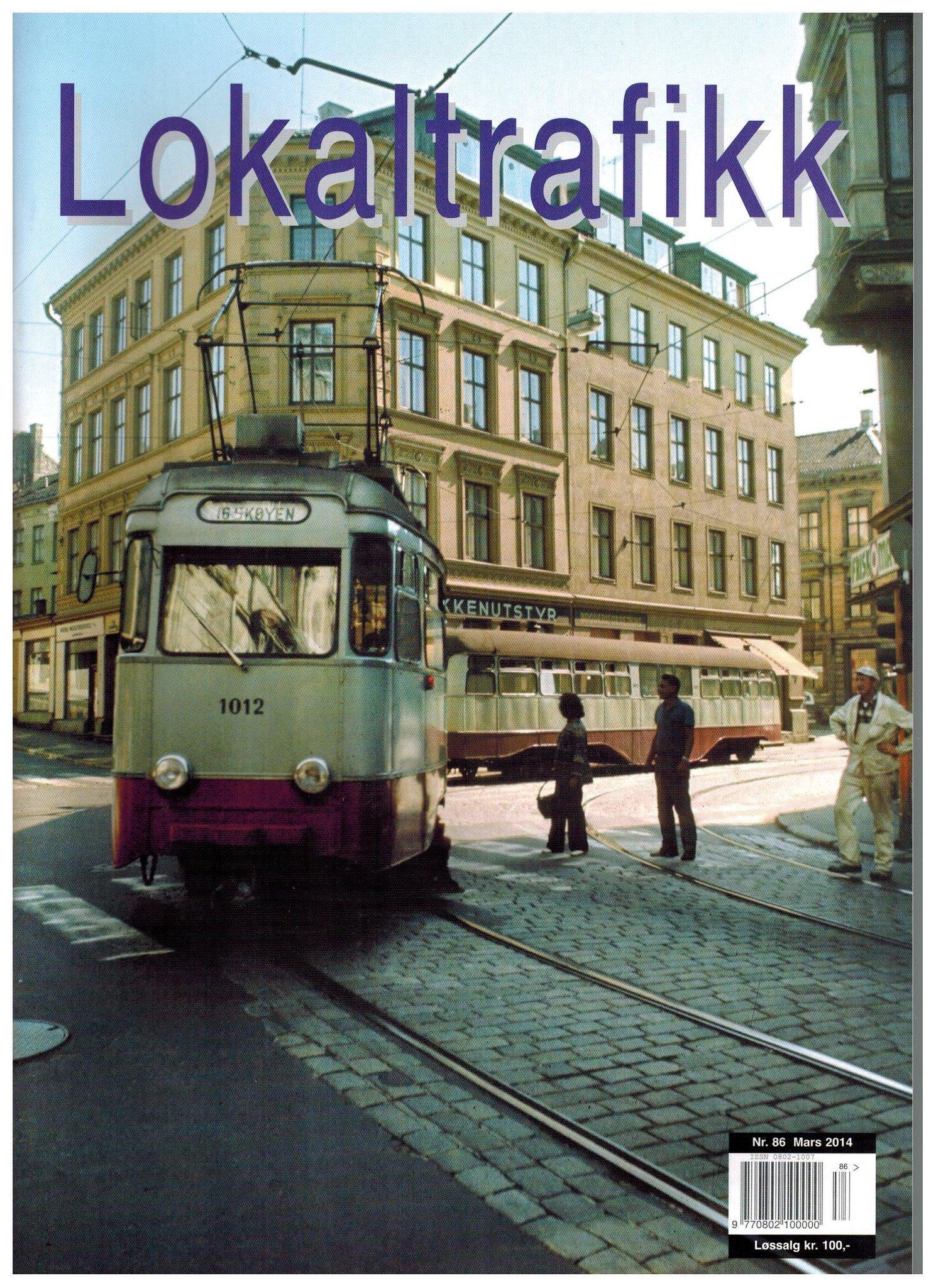 Lokaltrafikk #086